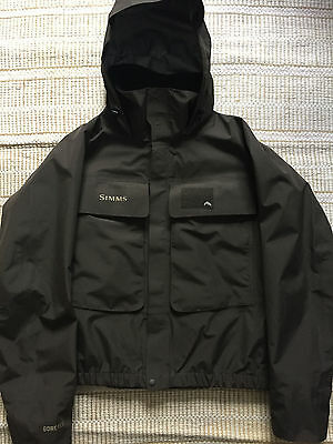 Simms Flyfishing Guide Jacket Olive