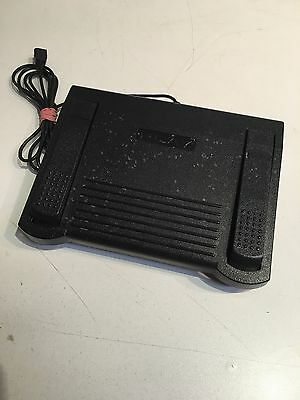 Grundig 538 Foot Control Transcriber Dictation Pedal