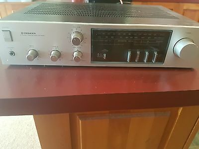 Pioneer stereo receiver SX-408