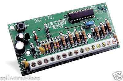 DCS PC5208 PowerSeries 8 Output Expander Module (PC1616, PC1832, PC1864, PC5010)