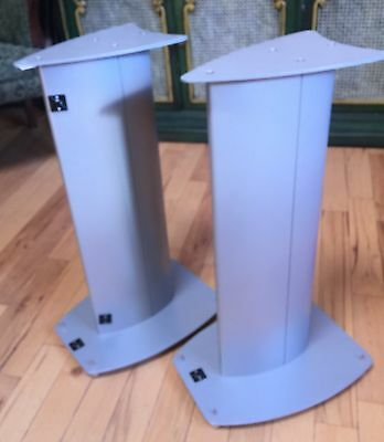 A+ PAIR KEF Reference XQ One Speaker Stands