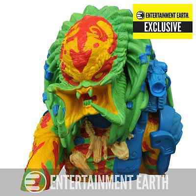 PREDATOR THERMAL UNMASKED BUST BANK Diamond Select EE Exclusive – NEW