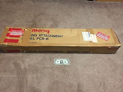 Knitking Ribbing Attachment Model PCB-R New in Box, Never Opened
