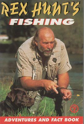 Rex Hunt's Fishing - Adventures and Fact Book