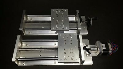 CNC Z axis Slide CNC PLASMA OXY ROUTE LINEAR STAGE ACTUATOR TABLE Various Length