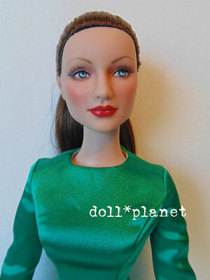 "Rare LADY EMERALD Tonner Wizard Of Oz 16"" Dressed Doll - Ozmopolitan Head Sculpt"