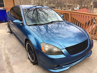 2003 Nissan Altima  Nissan Altima 3.5 Lots of Upgrades to this Beauty Excellent Condition