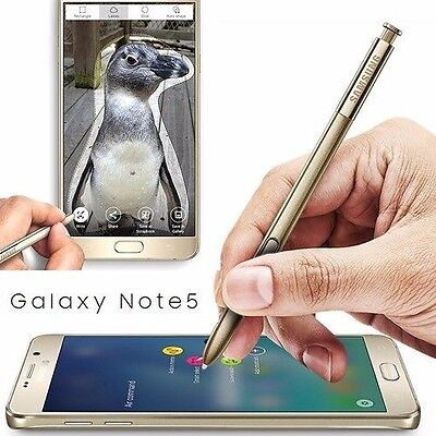 Original Stylus Touch Screen Capacitive S Pen For Samsung Galaxy Note 5 N9200