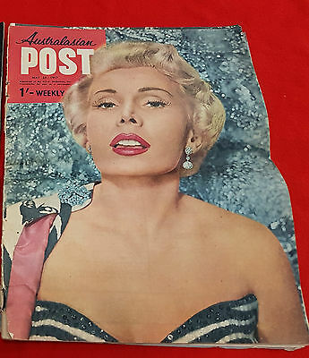 Post Magazines Papers May 1960 And May 1957