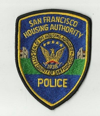 San Francisco Housing Authority (CALIFORNIA) Police Patch