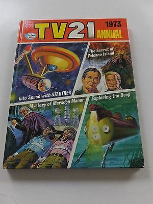 TV21 annual 1973 Star Trek Dads Army