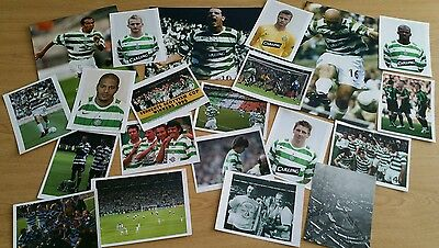 Glasgow Celtic Photographs  -21 Collector's Images