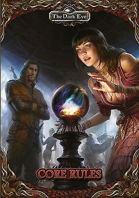 The Dark Eye RPG - Fantasy Roleplaying Game Core Rules