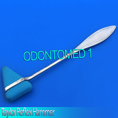 1 Pcs ODM Brand New Taylor Percussion Hammer- Teal Medical Instruments