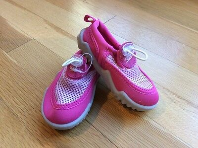 Speedo Water Shoes Pink Toddler Small