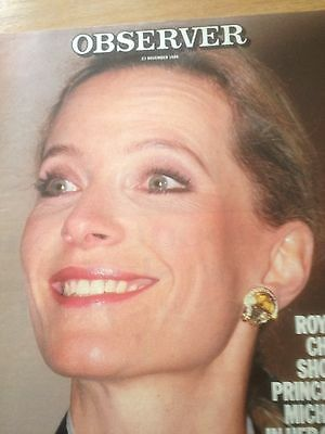 Observer Magazine 23 November 1986 Princess Michael Of Kent In Her Own Words