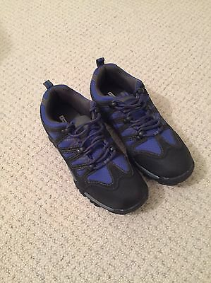 Boys Mountain Warehouse Hiking Shoes Size 5