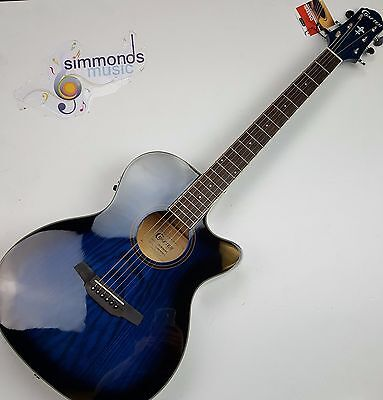 Crafter HTE-380 MS Electro Acoustic Guitar