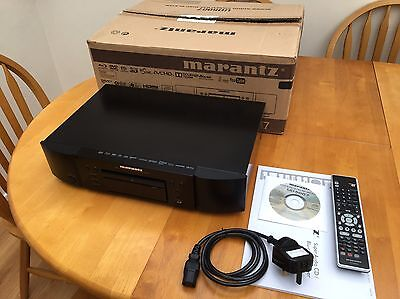 MARANTZ UD5007 BLURAY PLAYER  (Networked 3D Ready Blu-Ray/DVD Player)