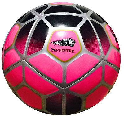 Premier League Football FIFA Specified Pink Official Match Ball Size 5, 4, 3