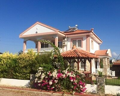 Villa To Rent Private Pool And Gardens 3 Bedrooms Dalyan Turkey Sleeps 6