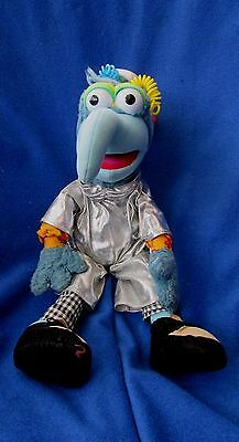 Rare vintage Gonzo in space suit Muppets doll toy Chilli shirt