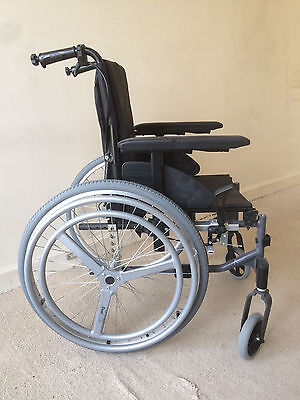 Fauteuil roulant INVACARE Actions 3 NG