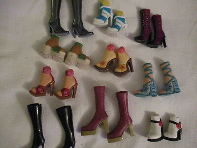Barbie My Scene Assorted Shoes and Boots
