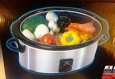 slow cooker 3.5 litres BRAND NEW IN ORIGINAL BOX
