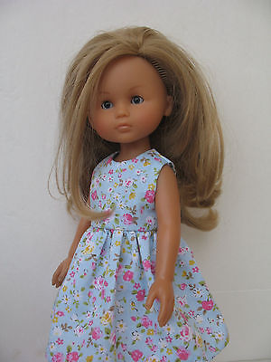 "Clothes for Corolle les Cheries,Paola Reina Handmade Outfit~13"" Doll Dress"