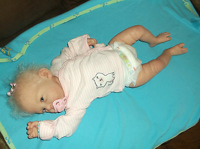 "Reborn Doll ""Candy"" by Ping Lau, Full Limbs"