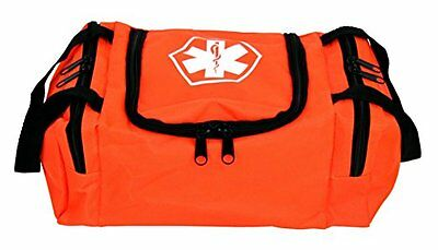 First Responder Bag Trauma EMT Medical Paramedic FIRST AID Emergency Jump ORANGE