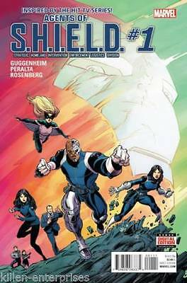Agents of Shield #1!  Marvel Comics!