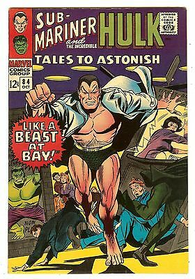 Tales To Astonish 84