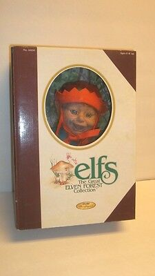 Elfs The Great Elven Forest Collection Lillen Doll