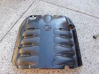 HOLDEN COMMODORE SS LS1 V8 5.7L Engine Cover Trim POORLY PAINTED