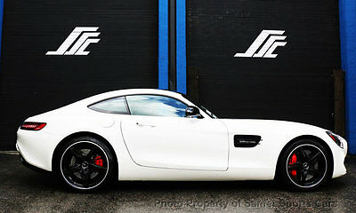 2016 Mercedes-Benz AMG GT Mercedes-AMG GT S 2dr Coupe 2016 Mercedes Benz AMG GTS 1,600 Miles $147,320 MSRP 144 Month Financing Trades