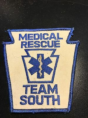 Medical Rescue Team South Patch