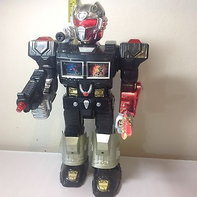 Toy Robot with lights and sound by K toys
