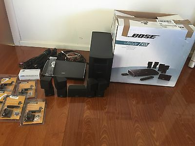 Bose V-25 home theatre system with HDMI connections excellent condition