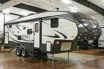New 2017 259RBSS Lite Bunkhouse 5th Fifth Wheel Travel Trailer Double Bed Bunks