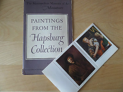 Metropolitan Museum of Art Paintings from the Hapsburg Collection 1952