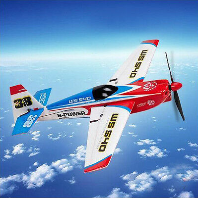 RC Airplane Skysurfer Glider 4CH Radio Controlled Plane Outdoor Toys S236