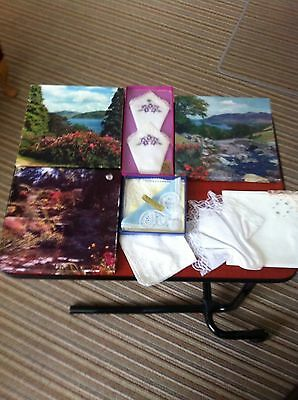 Vintage Boxed Handkerchief  Bundle