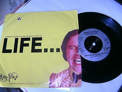 Always look on the bright side of life,UK 45,Monty python.