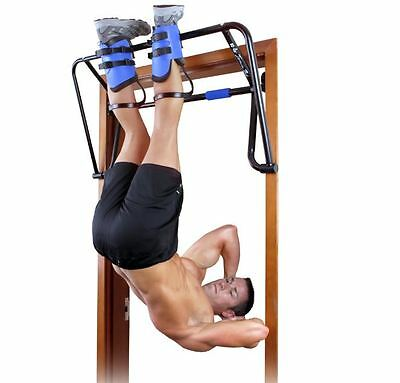 Teeter Hang Ups EZ-Up Inversion System Gravity Boots Rack Home Exercise Workout