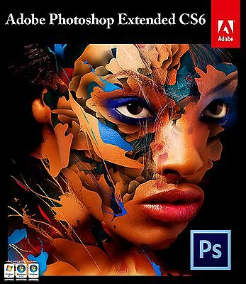 Adobe Photoshop Extended CS6 Download Photo Editing Software