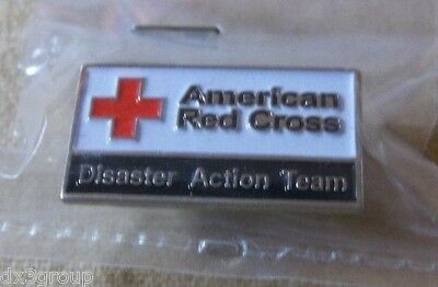 Disaster Action Team, An American Red Cross Disaster Services pinback