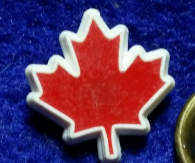 Red-White-Canadian-Maple-Leaf-Lapel-Hat-Tie-Tac-Pin-Tiny