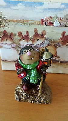 """Wee Forest Folk  """"Mr. Mole"""" Mole Hole Special #2  Mint"""